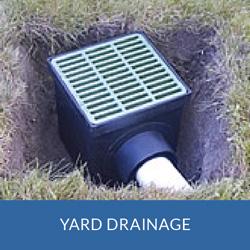 Rain One Yard Drainage
